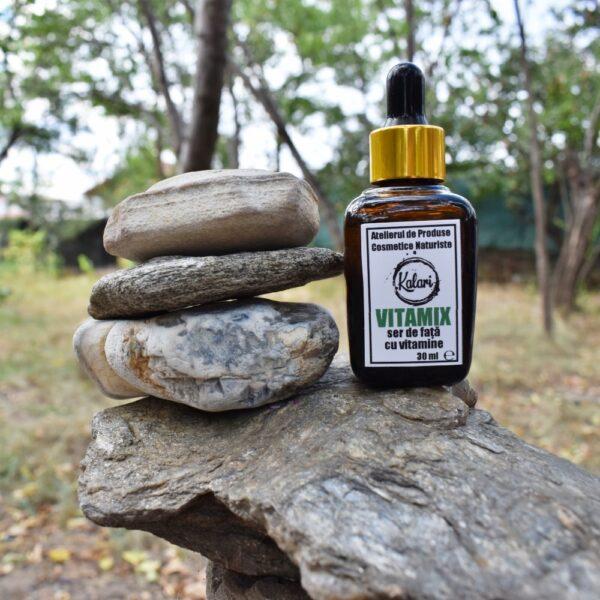 Vitamix, ser de fata cu vitamine, cosmetice Kalari.