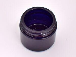 Borcan-sticla-violet-50ml